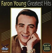 Greatest Hits - Faron Young (2007, CD NEUF)