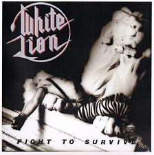 WHITE LION – Fight To Survive - -  Rare AOR / Hard Rock