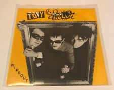 "The Toy Dolls Wipe Out 7"" Signed By Olga"