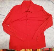 Camicia Circus Red Tg. XXL elasticizzata