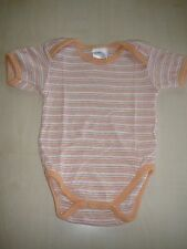 Toller Ringel Body Gr. 62 / 68 orange-rosa-grün !!