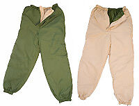 "NEW - Army Thermal Reversible Cold Weather Trousers - EXTRA LARGE - 42-45"" Waist"