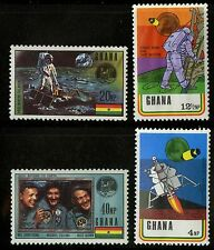 Ghana   1970   Scott # 386-389  Mint Lightly Hinged Set