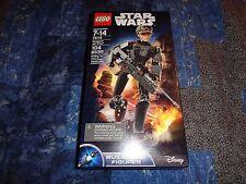 LEGO Star Wars Sergeant Jyn Erso 75119 104 Pcs Brand New In Sealed Retail Box