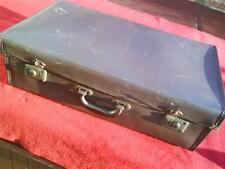 ¿Maletas Vintage oscuro frente antigua maleta neceser para tienda Mostrar apoyo? etc.