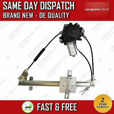 FOR NISSAN TERRANO II 1993>ON REAR RIGHT SIDE WINDOW REGULATOR WITH 2 PIN MOTOR