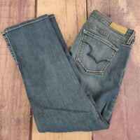 Big Star 1974 Womens Rikki Low Rise Jeans Size 28