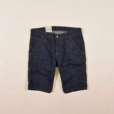 Carhartt Herren Shorts Hose Pants Gr.W25 Jeans X Lincoln Single Knee Blau 77849