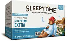 Celestial Seasonings Tea Sleepytime Extra 20 ct