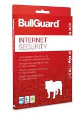 BullGuard Internet Security 2020-2021 3User 1Jahr Anti-Malware Firewall-Download