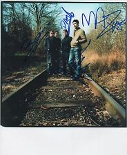 Little Man Tate Band Autogramme full signed 20x25 cm Bild