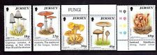 JERSEY 1994 Fungi set MUH