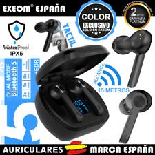 Auriculares Bluetooth 5.0 Inalambricos Wireless Base Carga Original IOS Android