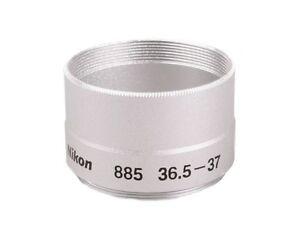 Filteradapter  Adapter  für Nikon 885 und 4300  37mm