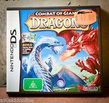 Combat of Giants: Dragons | Nintendo DS | Free Postage