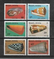 """New Calédonia """" WALLIS and FUTUNA """" 1983. Complete set 6 new stamps** (5230)"""