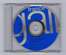 MAXI CD SINGLE (PROMO) FRANCE GALL LA NEGRESSE BLONDE