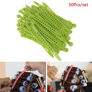 50x Hair Perm Hairpin Wave Perm Rod Bars Corn Curler Diy Curler Styling To FD