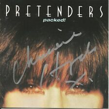 Packed * by The Pretenders (CD, 1990, Sire) Original Signed COA