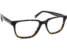 Warby Parker Men's Eyeglasses Gilbert 200 Tortoise Full Rim Frame 55[]18 145