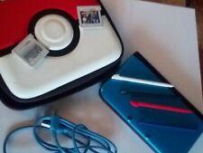 Nintendo 3DS XL Consola De Videojuegos Con Estuche Y Dos Juegos