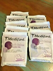 Medifast Chocolate Chip Cookie & Brownies (EXPIRED LOT)