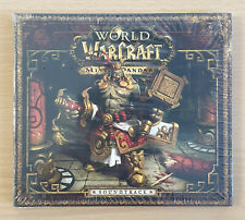 World of Warcraft Mists of Pandaria - SOUNDTRACK - Audio Musik CD