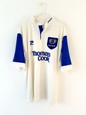 Peterborough Away Shirt 1996. XL. White Adults Short Sleeves Football Top Only.