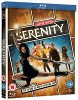 Neuf Serenity Blu-Ray
