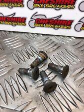 Honda CBR919RR CBR900RR CBR 919 RR 1998 1999 98 99 Rear Brake Disc Bolts