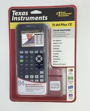 Texas Instruments TI-84 Plus Ce Graphing Calculatrice