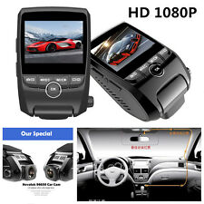 Full HD 170°Hidden Car Camera DVR Dash Cam Support G-Sensor 128GB TF Memory Card