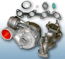 Turbolader Dodge Avenger Caliber Journey 2.0 CRD 756062 MN980201 inkl.Dichtung!