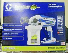 NEW!! Graco TRUECOAT 360-DSP True AirLess Paint Sprayer 16Y386 (2399)