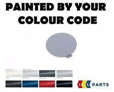 BMW NEW F15 FRONT M SPORT BUMPER TOW HOOK EYE COVER PAINTED BY YOUR COLOUR CODE