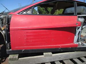 Ferrari Testarossa LH Door Shell - Skin # 61540500