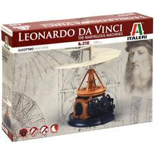 ITALERI 3110 LEONARDO DA VINCI Elicottero Modello Kit