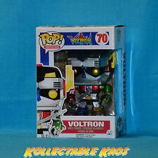 Voltron - Metallic Voltron Pop! Vinyl Figure