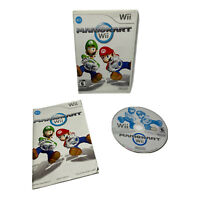 Mario Kart Wii (Nintendo Wii, 2008) Complete w/ Manual Tested & Working