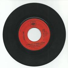 """George Fame : La ballata di Bonniee Clyde -  vinile 45 giri / 7"""""""