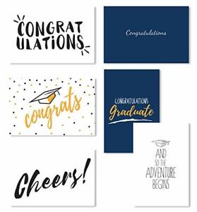 Cavepop Graduation Cards With Envelopes - 36 Assortment