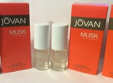 3 X Musk by Jovan for Women Combo Pack: Cologne Spray (3x 0.375oz minis) NIB