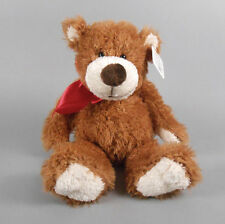 "Gund Barnaby 15"" Brown Plush Teddy Bear New with Tags"