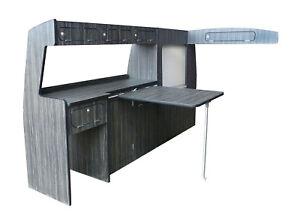 Camper Van Cabinets Cabinets to fit VW Transporter 4 & 5 LWB & SWB