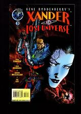 XANDER <LOST UNIVERSE> US TEKNO COMIC VOL.1 # 3/'96