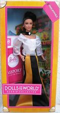 2012 Dolls of the World - PHILIPPINES BARBIE DOLL - NEW & MINT!!