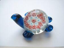 Sulfure Tortue en Verre de Murano - Murano Glass Paperweight