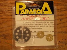 Paranoia Super Spur Gear 64 Pitch 116 Tooth / OT-85 Upgrade - Kyosho Optima Mid