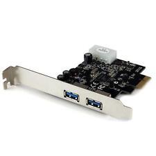 Startech 2 - USB Port 3.0 Card Adapter PEXUSB3S2