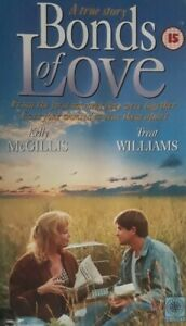 Bonds Of Love VHS Video.1993 Odyssey ODY 797.Kelly McGillis/Treat Williams.